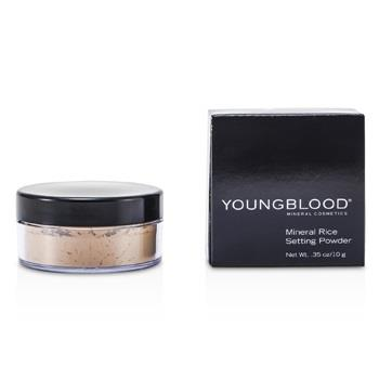 Image of Youngblood Mineral Rice Setting Loose Powder Medium 10g/0.35oz Make Up