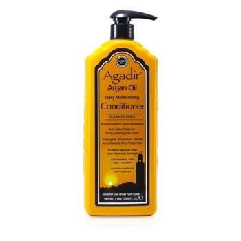 Agadir Argan Oil Daily Moisturizing Conditioner (For All Hair Types) 1000ml/33.8oz Hair Care