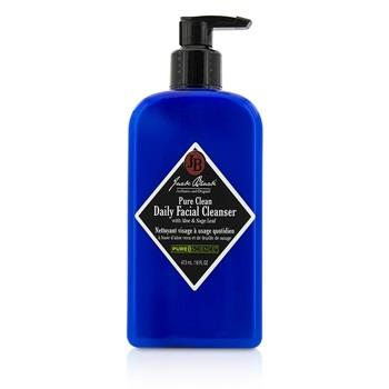 Image of Jack Black Pure Clean Daily Facial Cleanser 473ml/16oz Men's Skincare