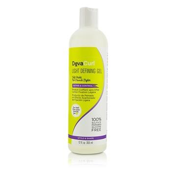 Image of Devacurl Light Defining Gel Soft Hold No-crunch Styler Define & Control 355ml/12oz Hair Care