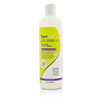 Image of Devacurl Ultra Defining Gel Strong Hold No-crunch Styler Define & Control 355ml/12oz Hair Care