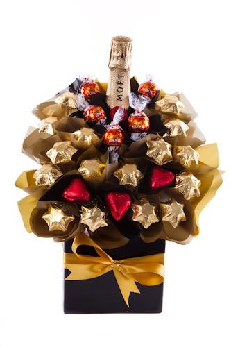Image of Star Class - Chocolate Bouquet Gift Hamper