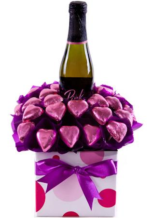 Image of Pink Party - Chocolate Hamper