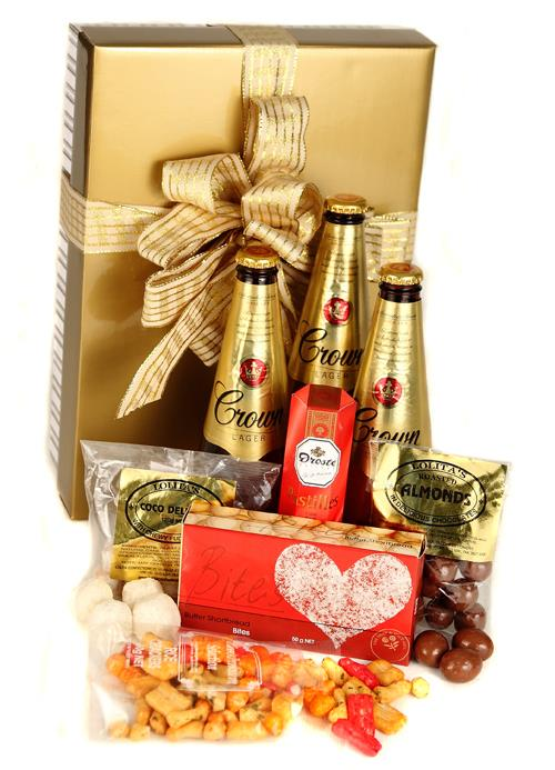 Image of Crown of Hearts - Valentines Hamper