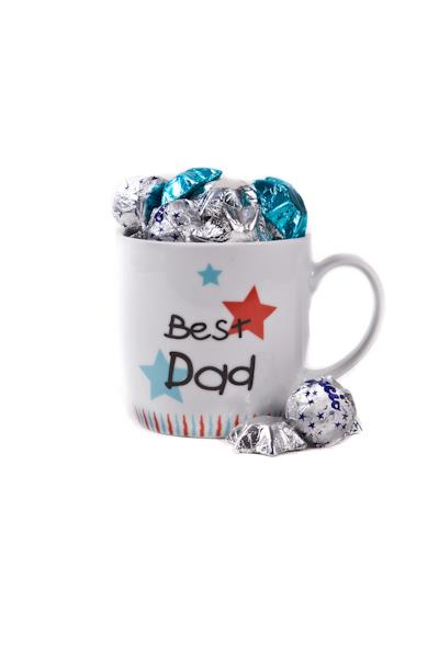 Image of Just For Dad $15 Off - Chocolate Hamper