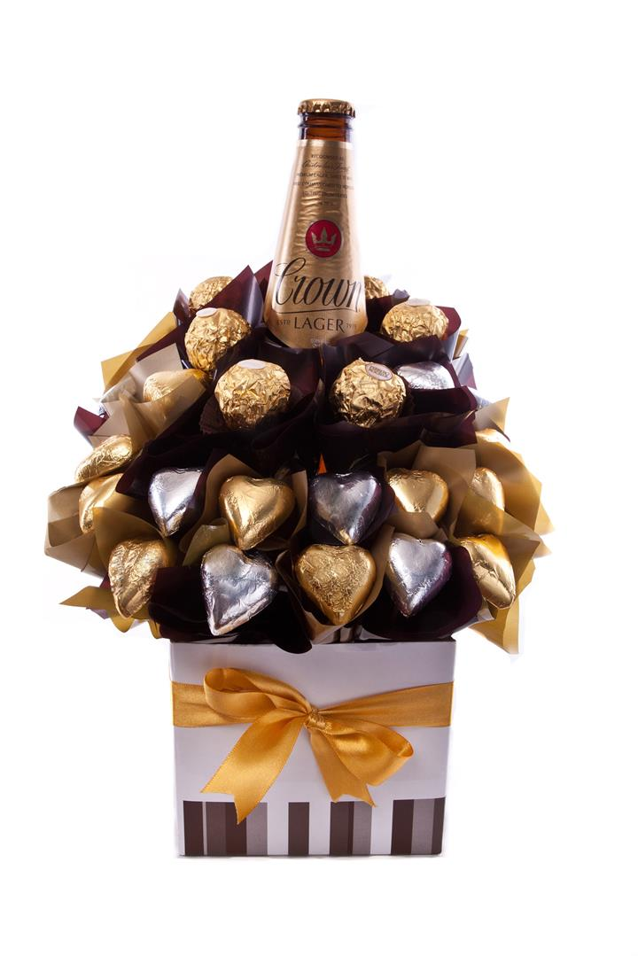 Image of Crowning Glory $5 Off - Chocolate Hamper