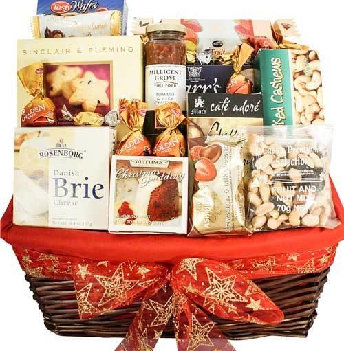 Image of Flavours Of Christmas - Christmas Hamper