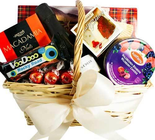 Image of Christmas Traditions - Christmas Hamper