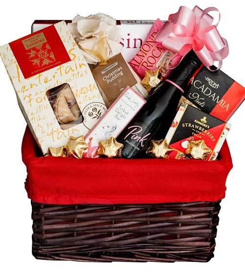 Image of Mrs Clause - Christmas Hamper
