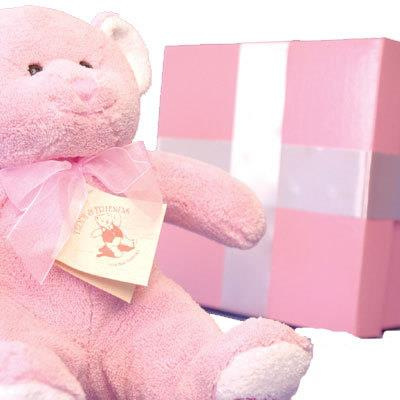 Image of Congratulations Baby Box - Baby Hamper