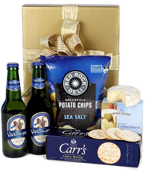 Image of Blue Tongue Beauty - Valentines Hamper