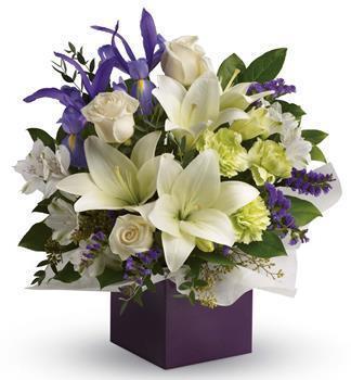 Image of Graceful Beauty - Flower Arrangement