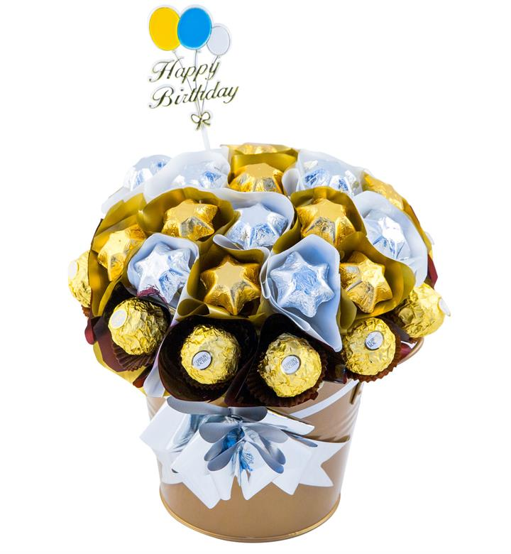 Image of Sweet Birthday - Chocolate Hamper