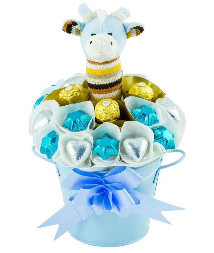Image of Soft N Sweet Boy - Chocolate Hamper