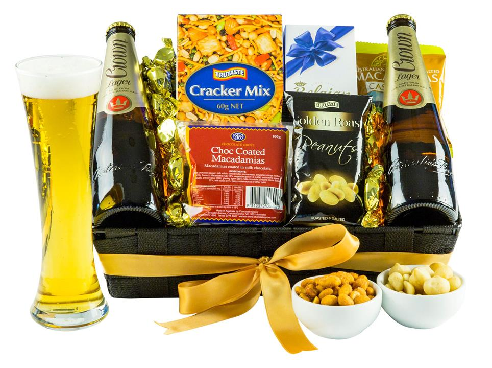 Image of Best Brew - Fathers Day Hamper