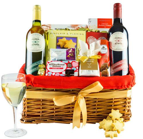 Image of Sweet Traditions - Christmas Hamper