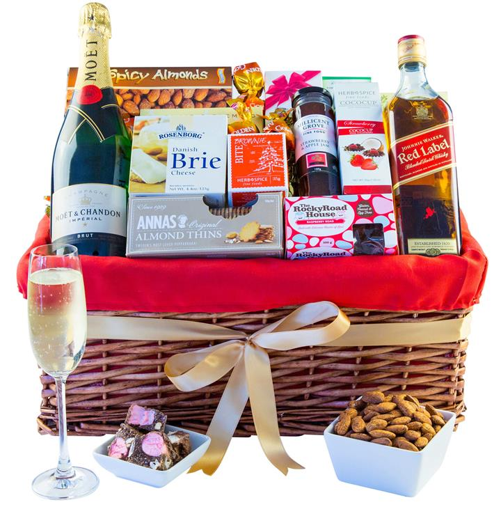 Image of Party Package - Gourmet Gift Basket
