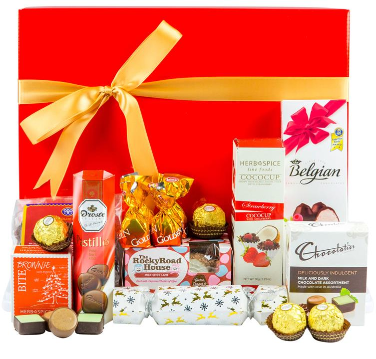 Image of Chocolate Party - Christmas Hamper