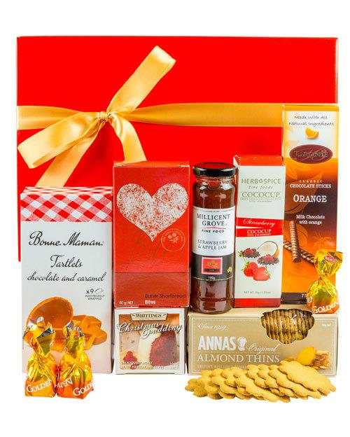 Image of Perfect Package - Christmas Hamper