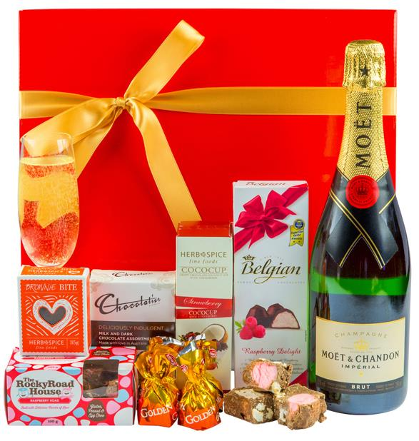 Image of Chocolate Bubbles - Christmas Hamper