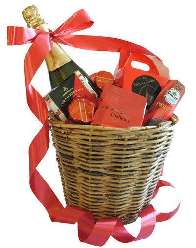Image of Chocolate Celebration - Gourmet Chocolate Hamper