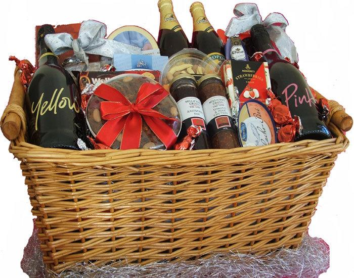 Image of Christmas Party - Christmas Hamper