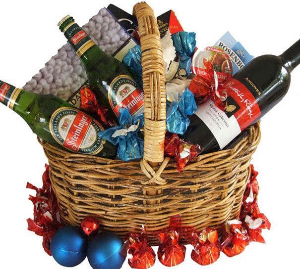 Image of Christmas Giving - Christmas Hamper