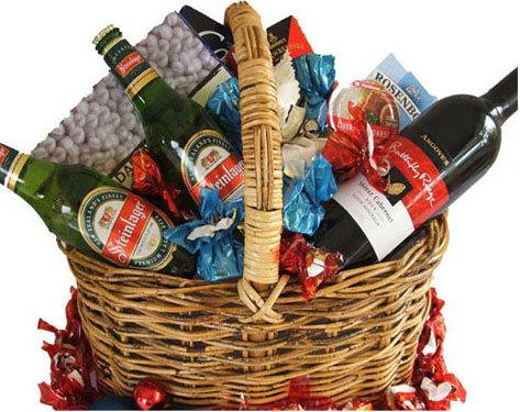 Image of Gourmet Giving - Gift Hamper