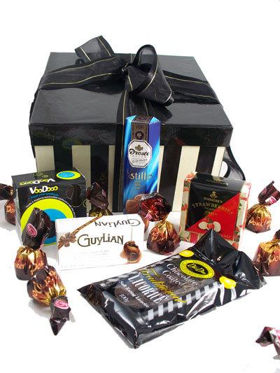 Image of Dad's Chocolate Box - Fathers Day Hamper
