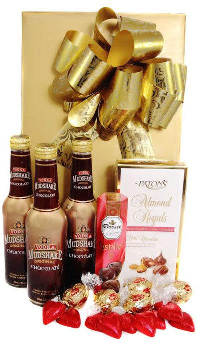 Image of Chocolate Craving Gift Box - Mothers Day Hamper