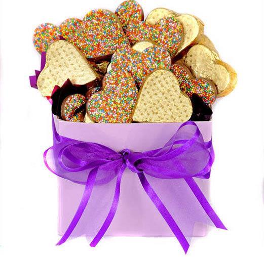Image of Happy Heart - Chocolate Hamper