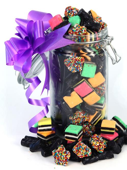 Image of All Sorts of Liquorice - Childrens Hamper