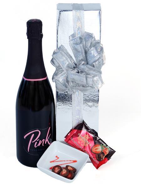 Image of Pink Sparkles - Mothers Day Hamper