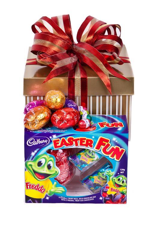 Image of Egg-citing Easter - Easter Hamper