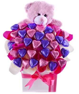 Image of Perfect Princess - Chocolate Hamper