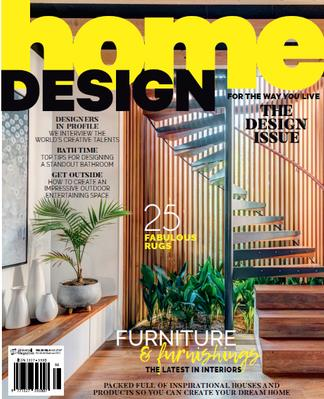 Image of Home Design Magazine 12 Month Subscription