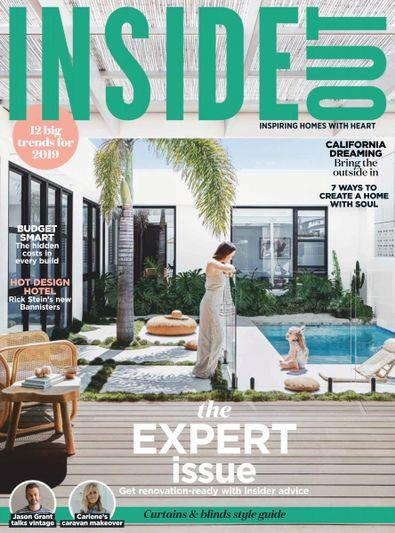 Image of Inside Out Magazine 12 Month Subscription