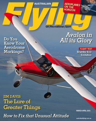 Image of Australian Flying Magazine 12 Month Subscription
