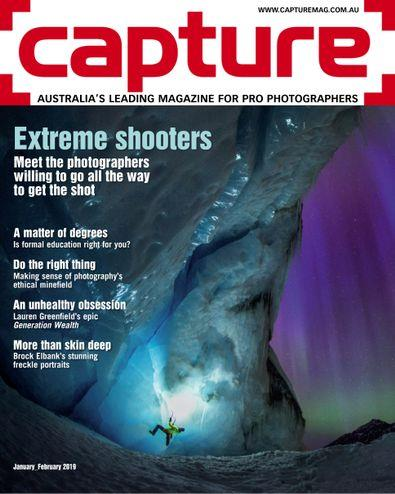 Image of Capture Magazine 12 Month Subscription
