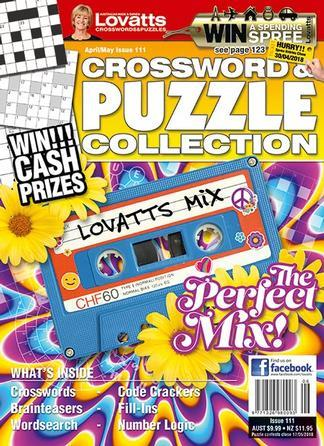 Image of Lovatts Holiday Crossword Collection Magazine 12 Month Subscription