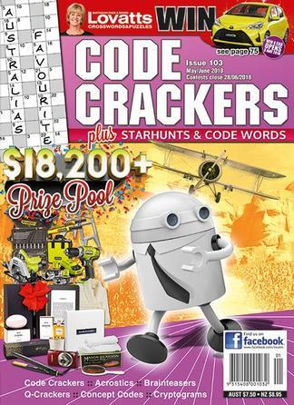 Image of Lovatts Code Cracker Starhunts Magazine 12 Month Subscription