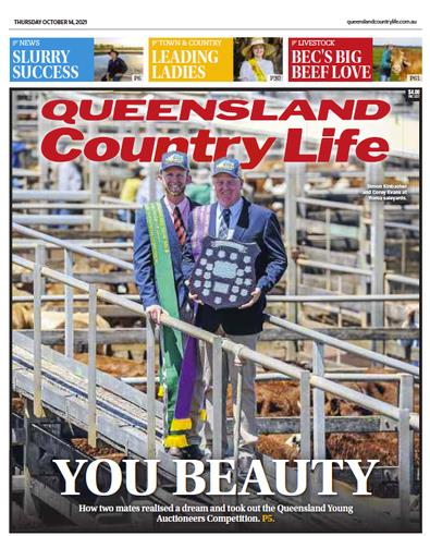 Image of Queensland Country Life Magazine 12 Month Subscription