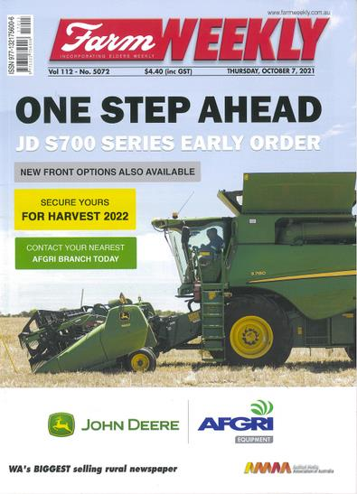 Image of Farm Weekly Magazine 12 Month Subscription