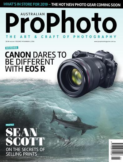 Image of ProPhoto Magazine 12 Month Subscription