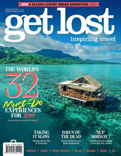 Get Lost Travel