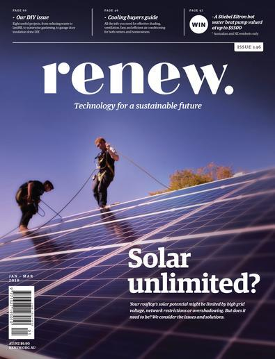 Renew Technology For A Sustainable Future