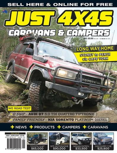 Just 4x4s