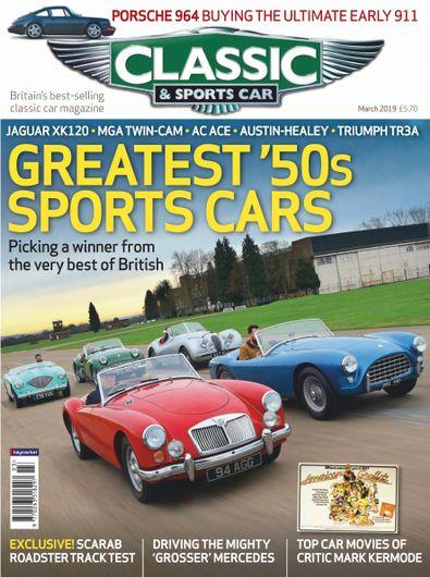 Classic And Sports Car Uk