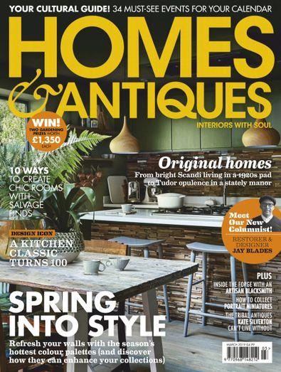 Homes And Antiques Uk