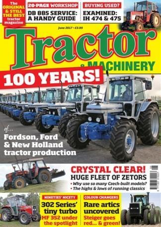 Tractor And Machinery Uk